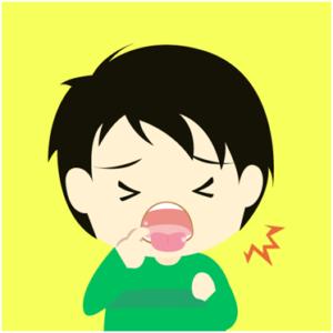口内炎について