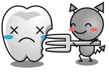 歯の治療について①