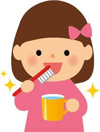歯磨きの仕方について