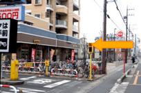 若葉駅からの道のり写真3