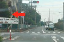 鶴ヶ島ICからの道のり3